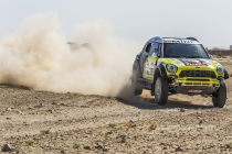 Sealine Cross-Country Rally 2014