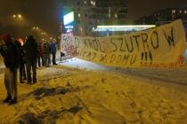 Powitanie w Olsztynie