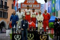 Rajd Italian Baja 2010