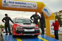 Rajd Warmiński 2012